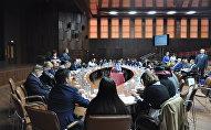 Encuentro con autoridades rusas en el Comité Nacional para la Cooperación Económica con los Países Latinoamericanos