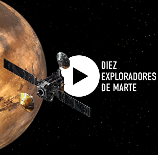 Diez exploradores de Marte