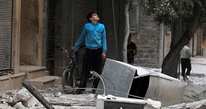 Prolonga Rusia tres horas más tregua humanitaria en Alepo