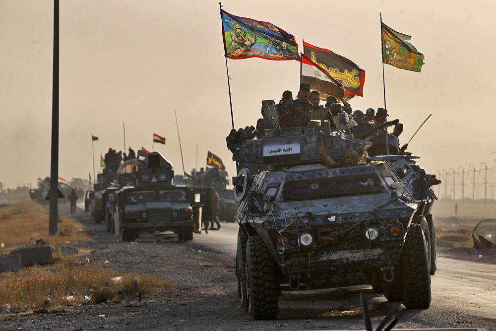 Ejercito Kurdo Acorralado Por OTAN, en el pueblo Mafat.