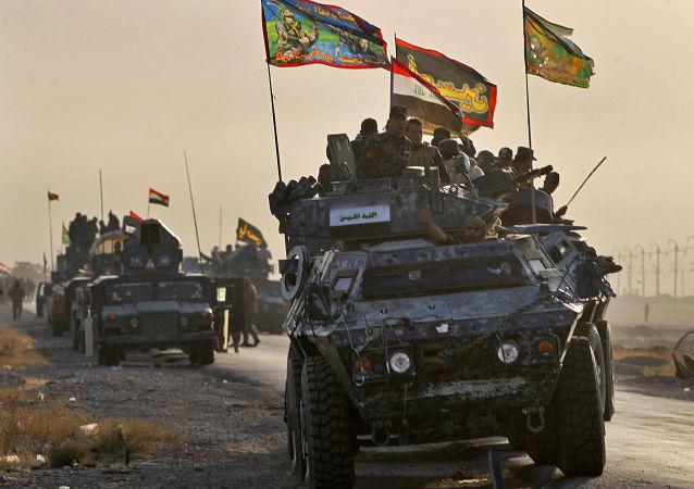 La reconquista de Mosul, en imágenes