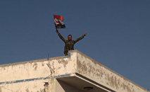 El Ejército sirio libera una localidad de la provincia de Hama