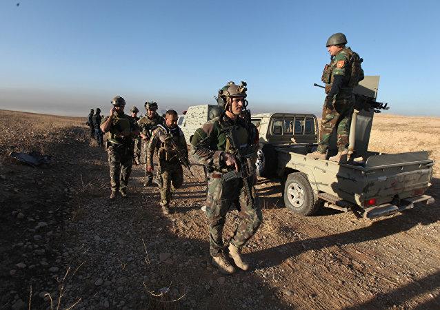 Peshmerga avanza en el este de Mosul para atacar a militantes del Estado Islámico