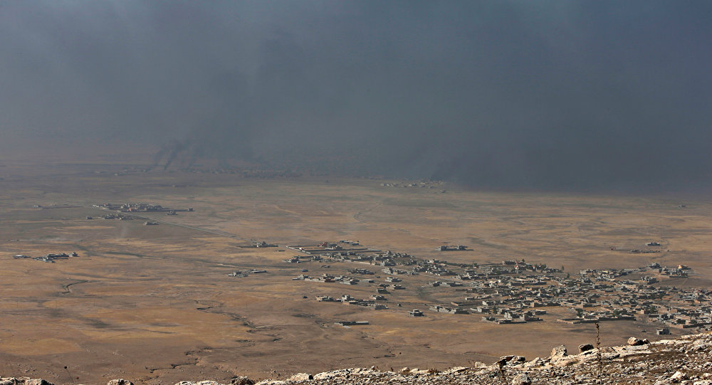 Estado Islámico usará rehenes en Mosul como escudos humanos — Pentágono