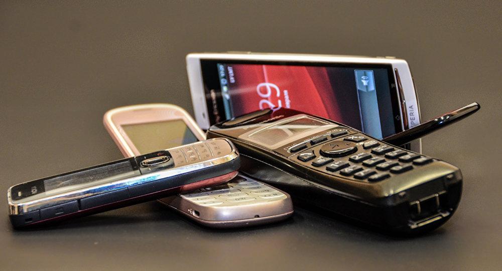 Celulares móviles