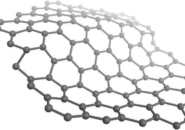 Grafeno altamente resistente a la ozonización