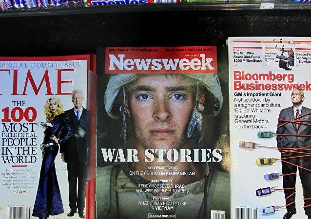 La revista Newsweek