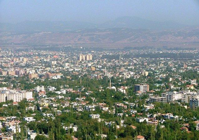 La ciudad turca de Osmaniye (archivo)