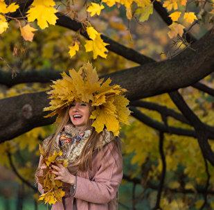 El 'Otoño de Oro' en los parques de Moscú