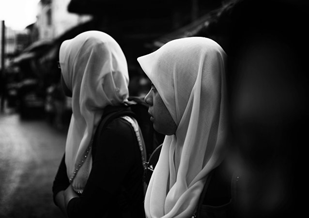 Mujeres musulmanas (archivo)