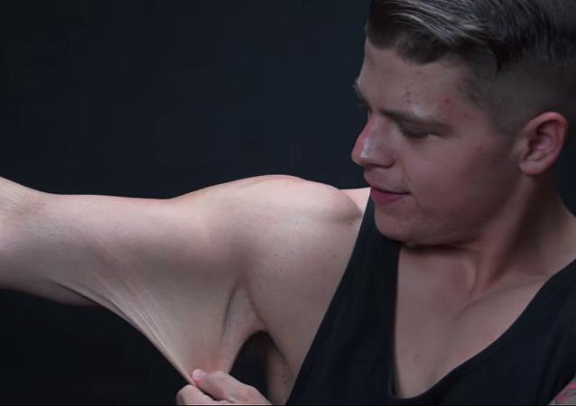 Impactante transformación: Video viral muestra a un youtuber tras perder 91 kilos