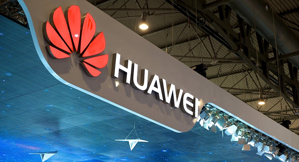 Estante de Huawei en Mobile World Congress 2015 de Barcelona