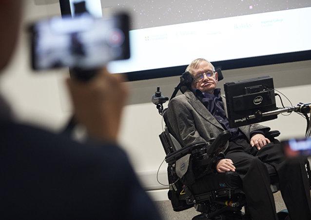 Stephen Hawking (archivo)