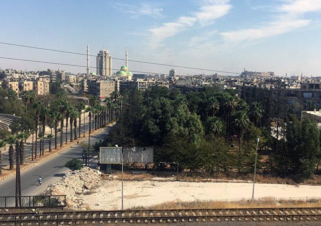 Un corredor humanitario en Alepo