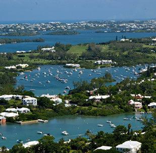 Las islas Bermudas (archivo)