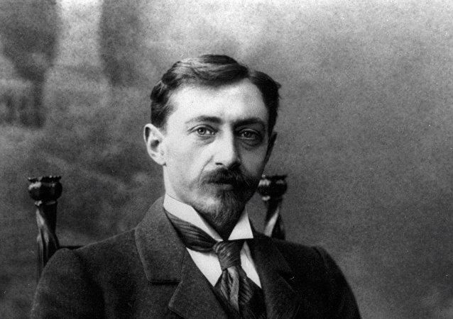 Escritor ruso, Iván Bunin