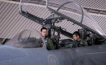 Pilotos saudíes