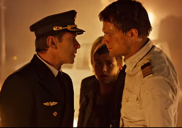 La película rusa 'La Tripulación'