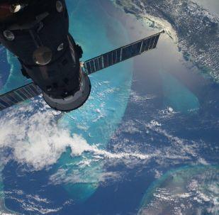 Tierra vista desde la EEI (archivo)