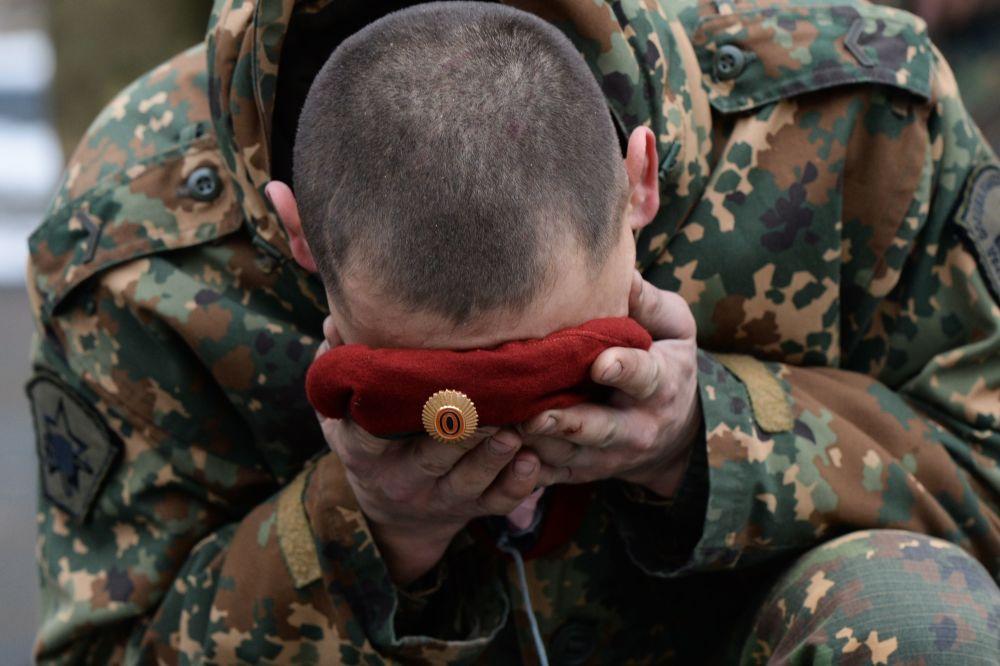 Así es el día a día de las Fuerzas Especiales de Rusia