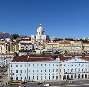 Lisboa, la capital de Portugal