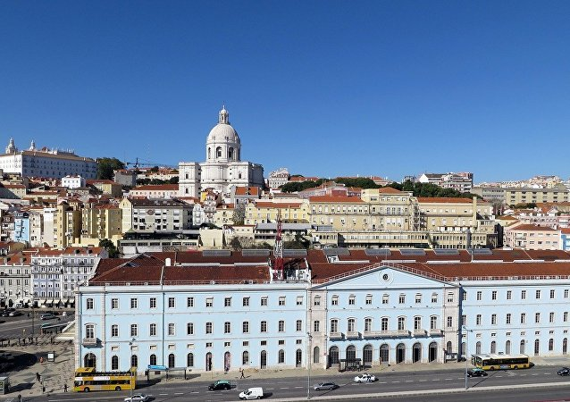Lisboa, la capital de Portugal