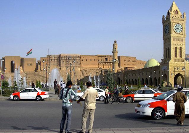 La ciudadela de Erbil