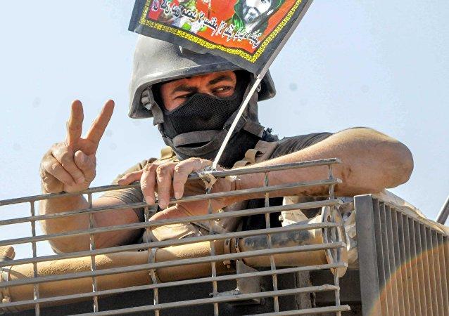 Operación en Mosul