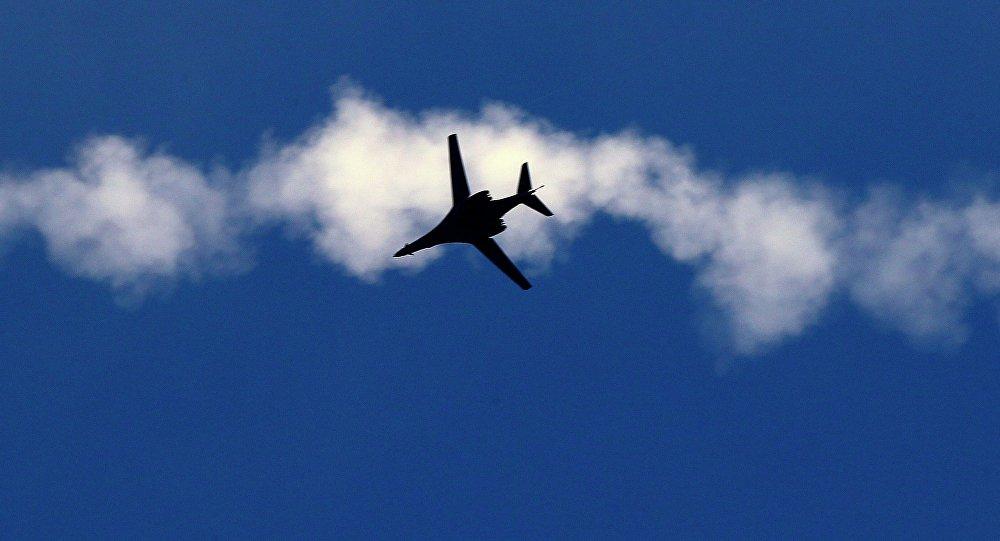 Bombardero estadounidense  B-1