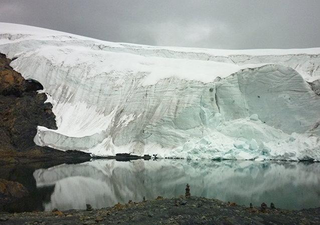 Glaciar Nevado Pastoruri
