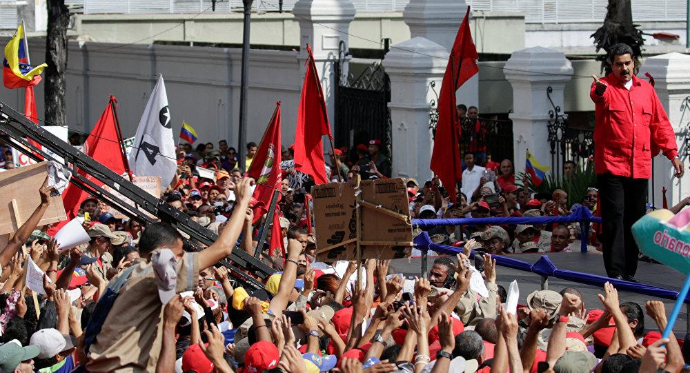 Asamblea Nacional aprueba juicio político contra Nicolás Maduro — COLOMBIA