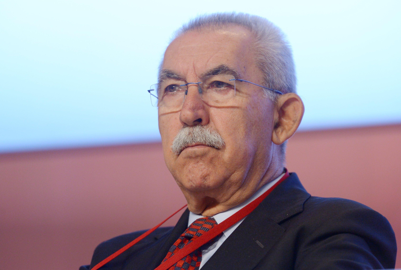 Escritor y periodista italiano Giulietto Chiesa