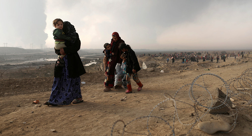 Ejecutó EI a 232 civiles en Mosul, dice ONU