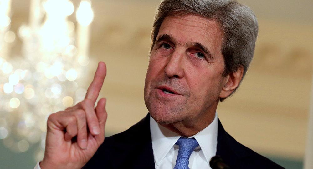 John Kerry, ex secretario de Estado de EEUU