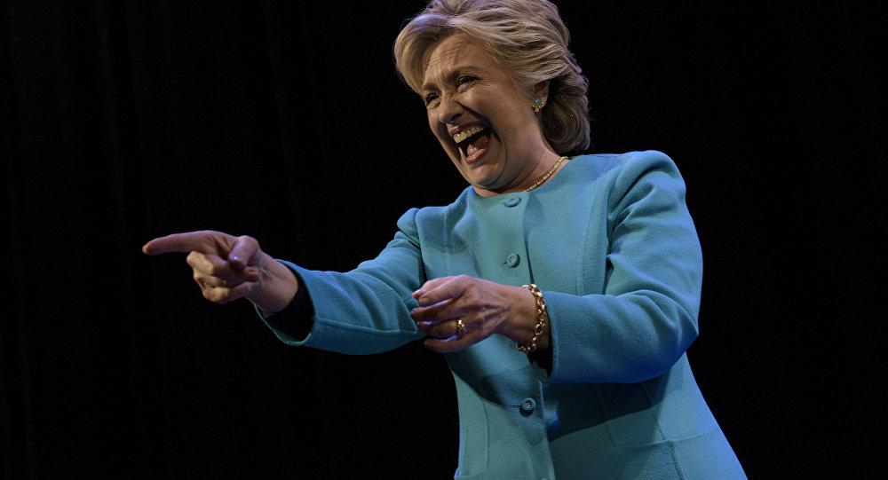 Hillary Clinton, exsecretaria de Estado norteamericana (archivo)