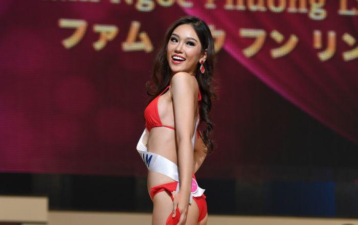 La arrebatadora belleza de las participantes en Miss Internacional 2016