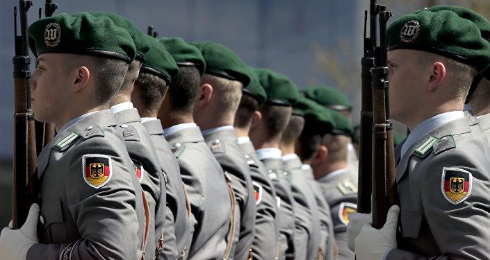 La Bundeswehr, Fuerzas Armadas de Alemania