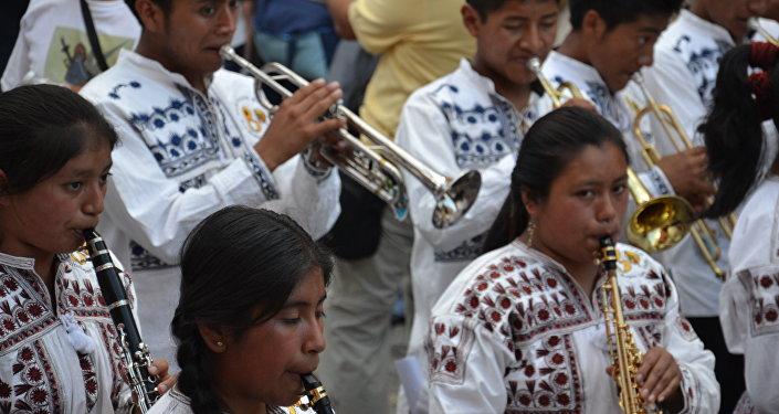 La mayor fiesta de paz del México indígena