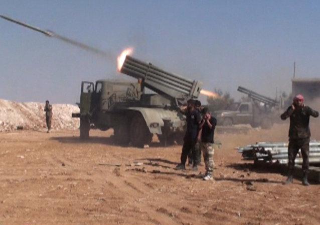 El Ejército de Siria se hace con el control total de la ciudad clave en la provincia de Hama