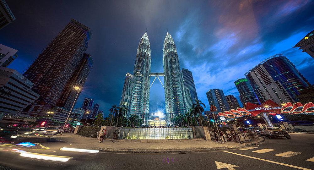 Kuala Lumpur, la capital de Malasia