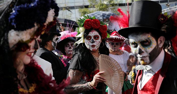 Día de los Muertos en México