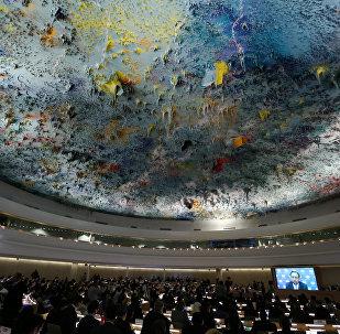 El Consejo de Derechos Humanos de la ONU (archivo)
