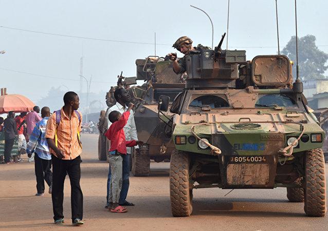 Situación en la República Centroafricana (archivo)
