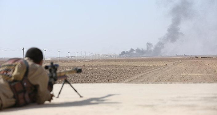 Tropas de Iraq entran en Mosul por primera vez desde 2014