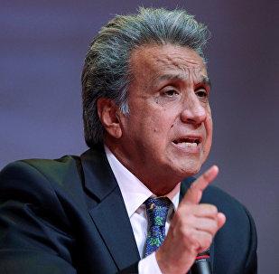 Lenín Moreno, político ecuatoriano