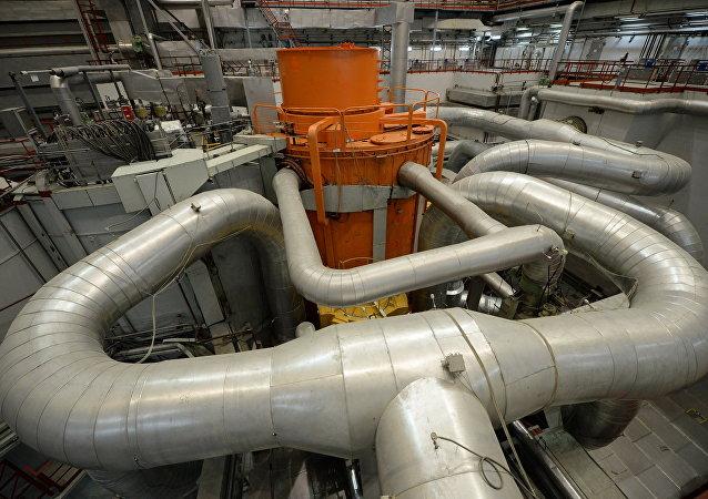 Reactor ruso BN-800
