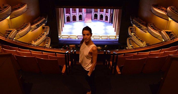 María Noel Riccetto, primera bailarina del Ballet Nacional del Sodre