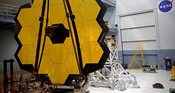 La NASA finaliza el mayor telescopio espacial construido