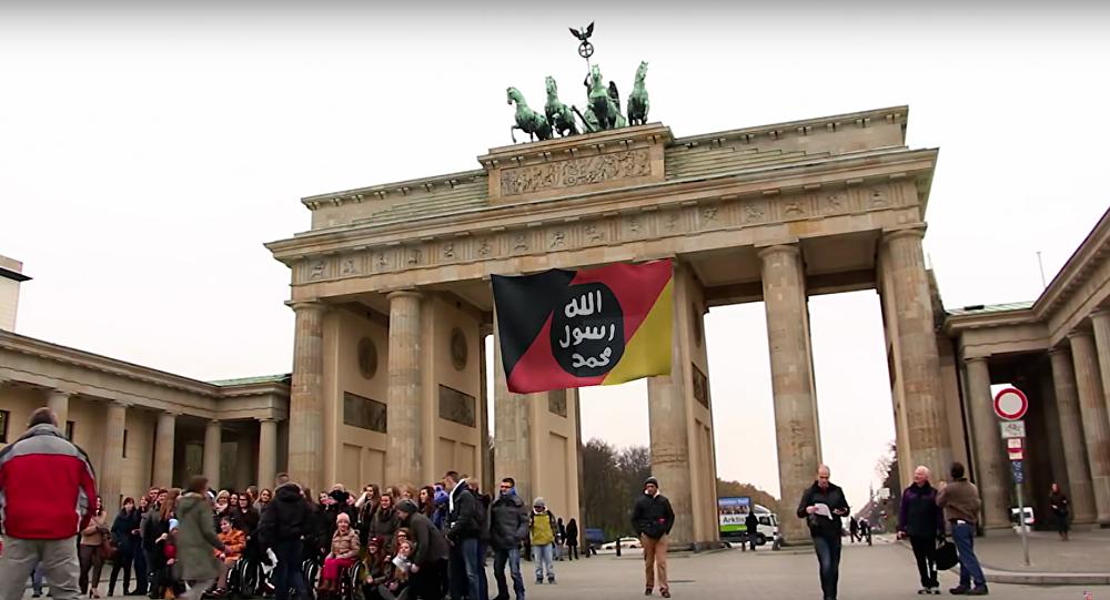 Un polémico vídeo ficticio titulado 'Bienvenidos al Estado Islámico de Alemania'