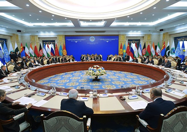 La cumbre de OCS en Biskek